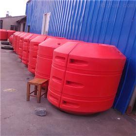 FT700*800河道治理清淤管道托浮聚乙烯组合浮筒