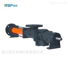 橡胶定子单螺杆泵