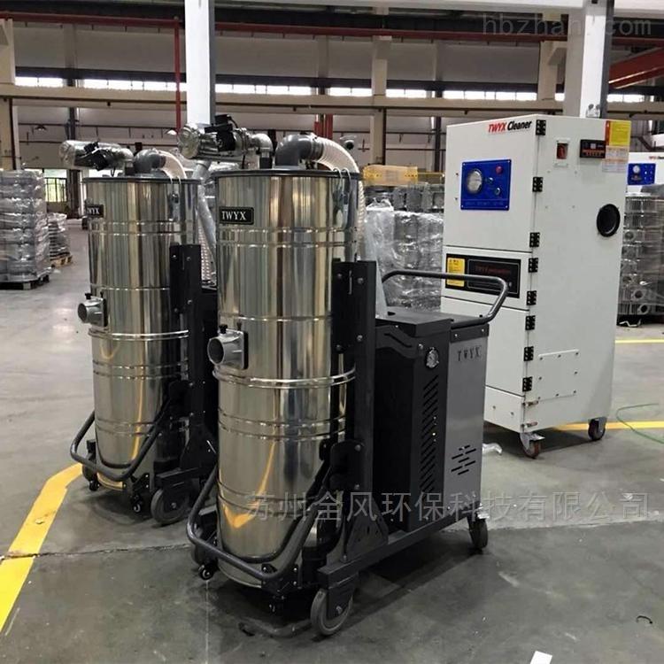 工业吸尘设备脉冲反吹吸尘器