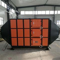 工业废气处理滨州网带炉油烟净化设备咨询电话