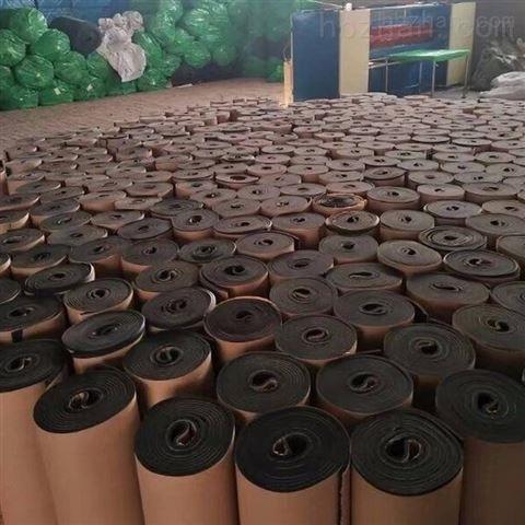 橡塑保温板空调不干胶防火橡塑板