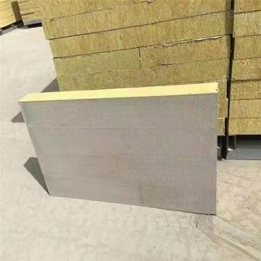 砂浆岩棉复合板外墙岩棉板