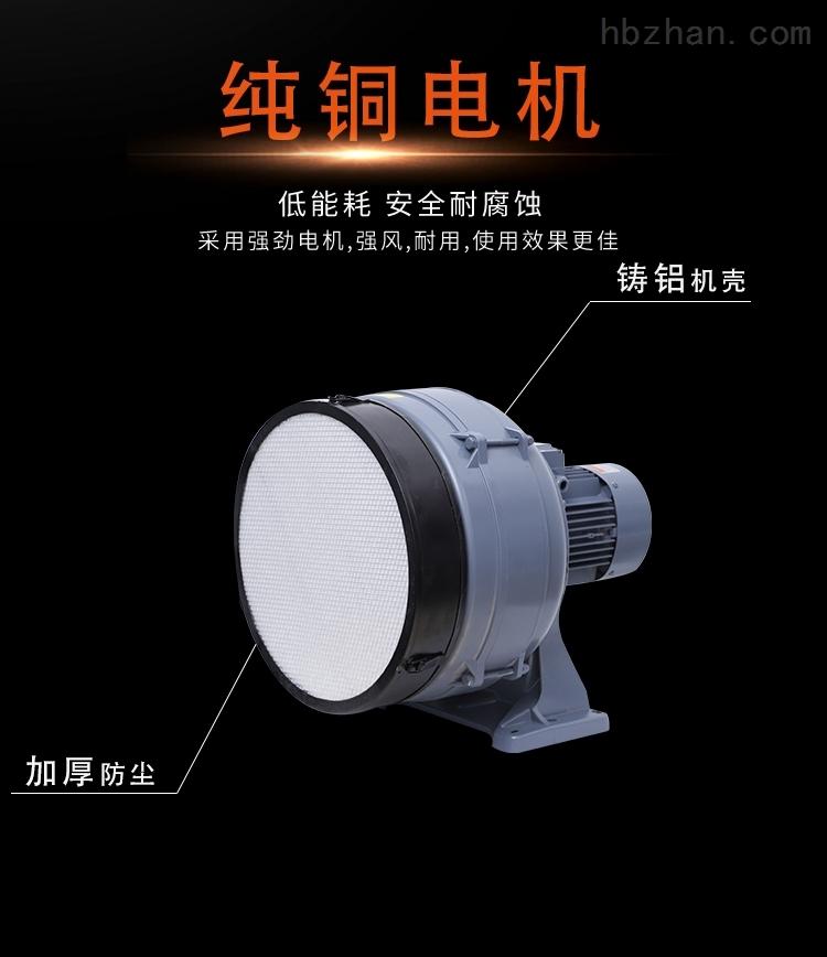 化工厂用HTB多段式中压鼓风机