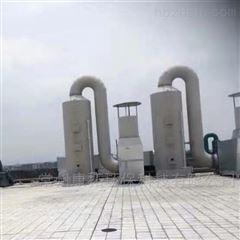 KT制药厂PP净化塔设备