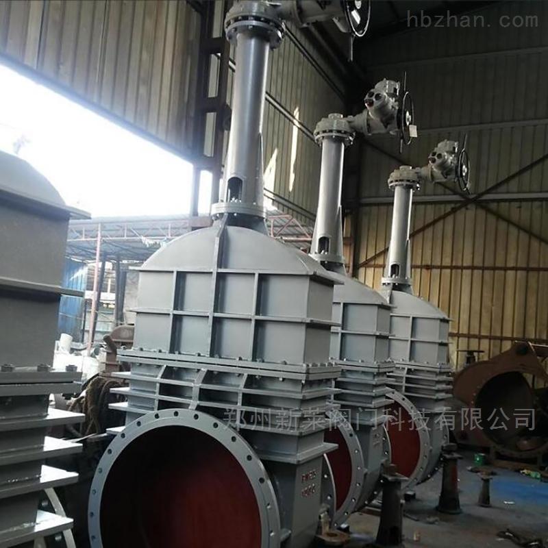 Z942W-2电动铸铁煤气闸阀
