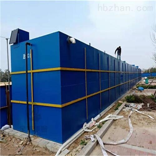 地埋一体化污水处理设备公司
