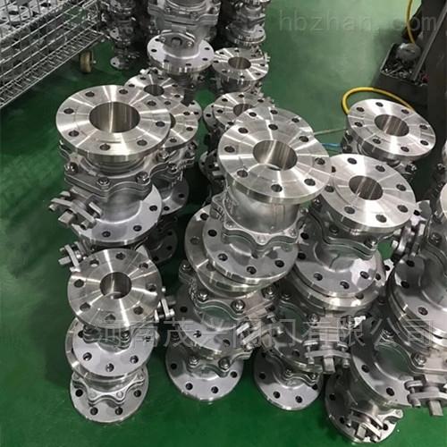 化工部标准不锈钢球阀
