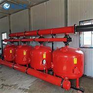 HSRJZ地下水多介质过滤器 活性炭过滤罐