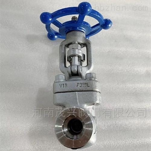 不锈钢承插焊闸阀