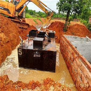 HR-SP肉食品厂地埋式废水处理设施