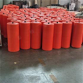 FT300*1000满足各种水域环境垃圾漂浮物拦截浮筒