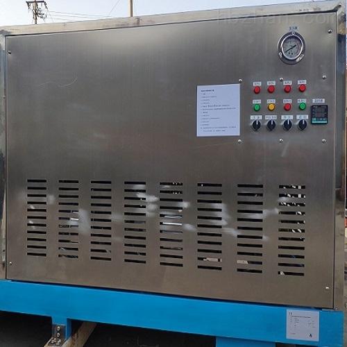 四锅炉高压热水清洗机