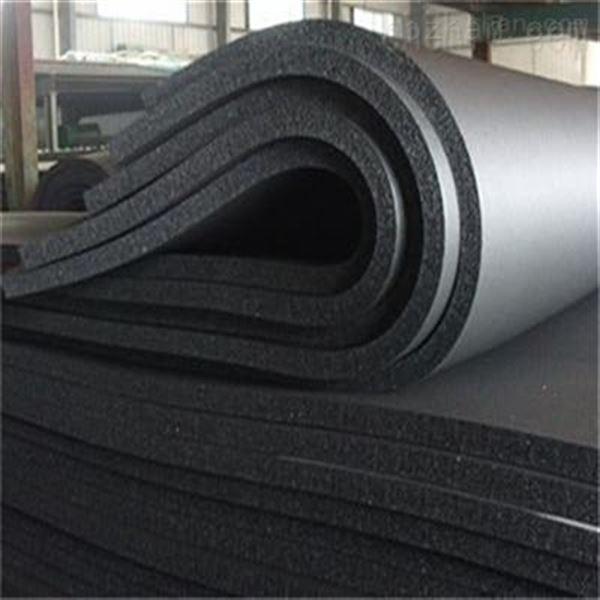 难燃橡塑保温板厂家规格与包装表