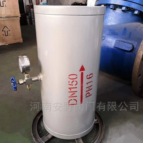 <strong><strong>水锤吸纳器</strong></strong>
