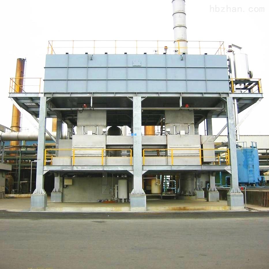 2021环振供应垃圾焚烧处理设备催化燃烧器