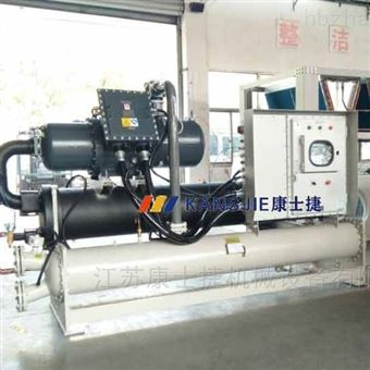 生物制药控温用螺杆式乙二醇冷水机