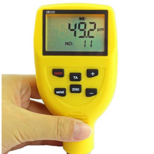 电磁感应测厚仪L100