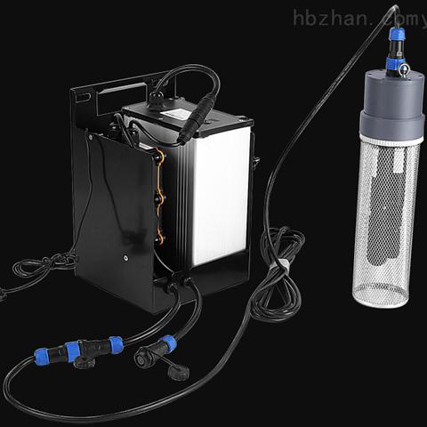 水质监测系统一体式浮标监测站台