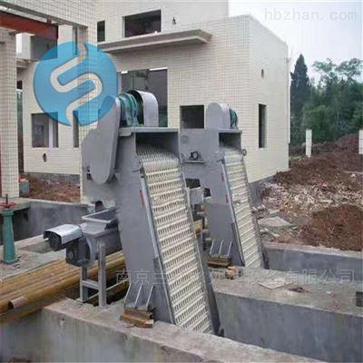 GSHZ回转式格栅除污机不锈钢循环齿耙式
