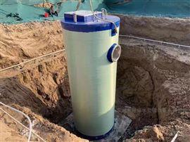 RHBZ-200一体化污水提升泵站