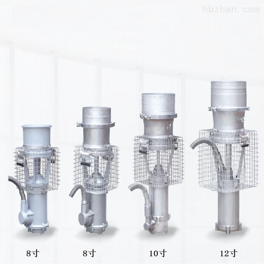 永磁同步电机轴流泵
