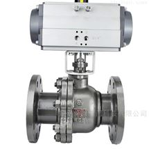 Q641PPL-16C气动高温球阀