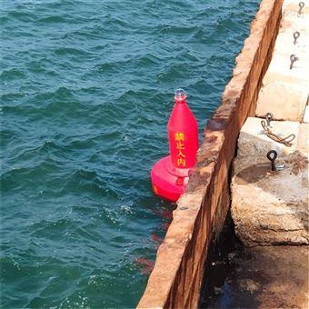 港口航道船艇停靠指示警戒航标