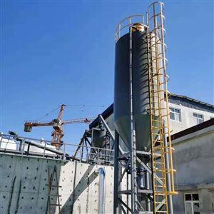 HT水厂活性炭自动加药装置料仓厂家