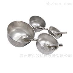 养猪不锈钢水碗