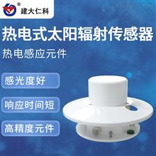 RS-TRA-*-AL建大仁科太阳能气象太阳辐射能量测量传感器