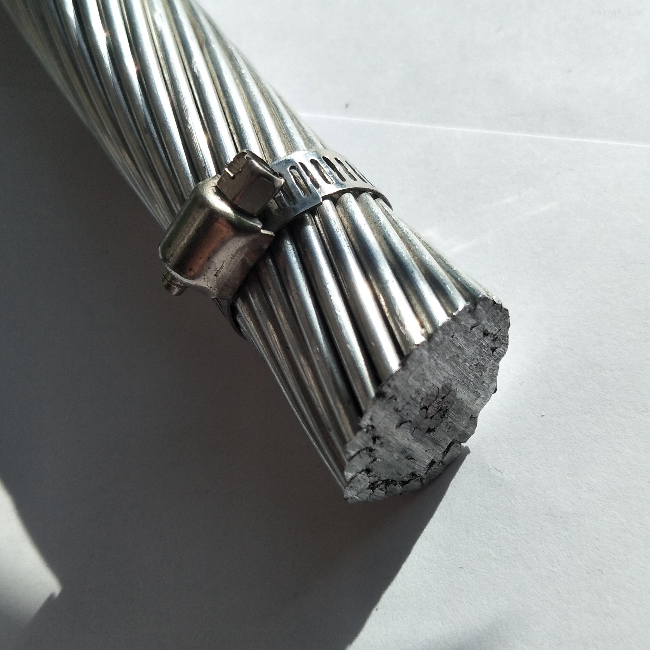国标价格JLB40A-080铝包钢绞线