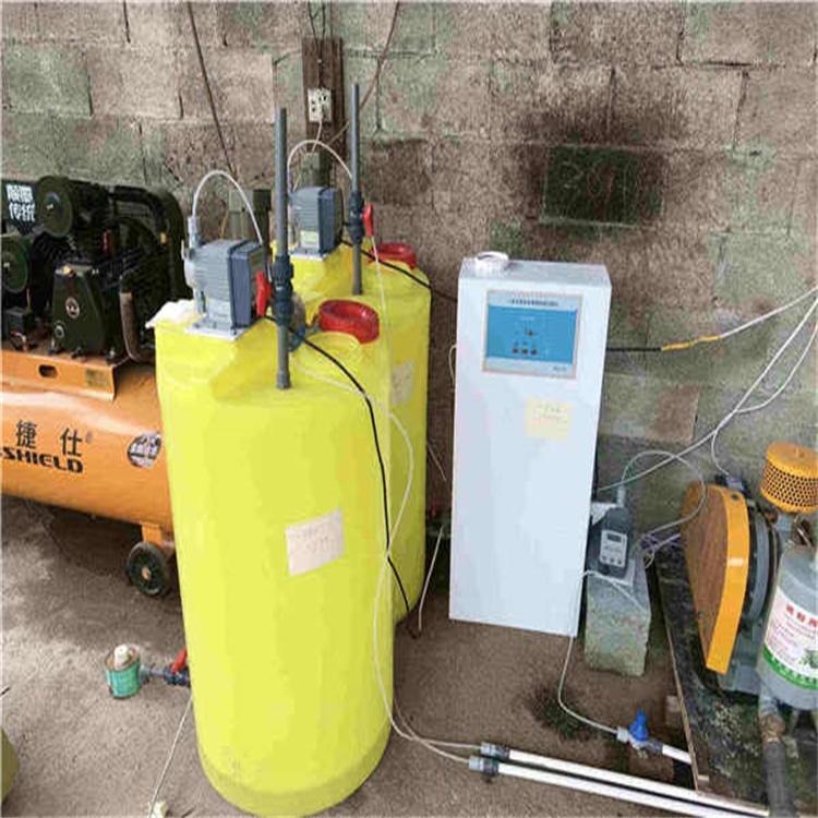全自动加药污水处理器