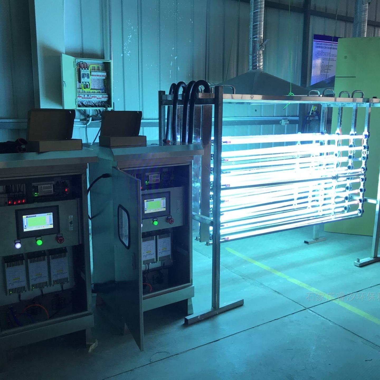 明渠紫外線消毒器系統