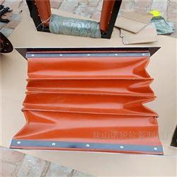 硅胶布耐温通风伸缩软管