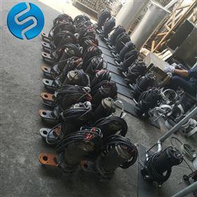 QXB1.5增氧池曝气机选型