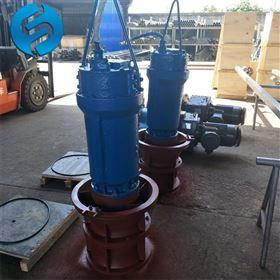 潜水轴流泵设备选型及参数