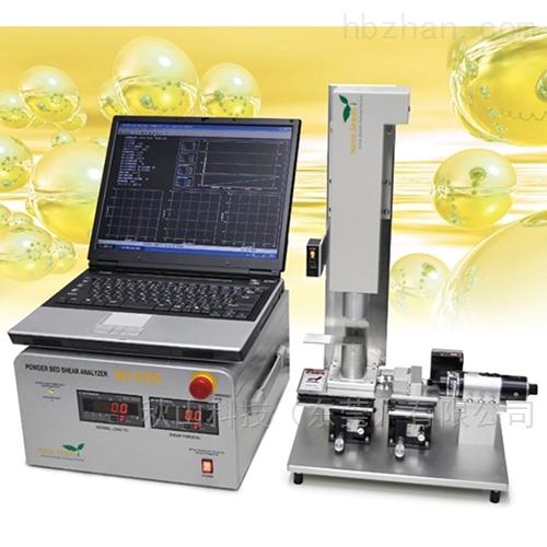 日本nanoseeds粉层剪切力测量仪NS-S系列
