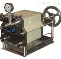 实验室板框过滤器/板框压滤机