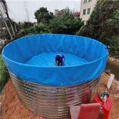 镀锌板养鱼池