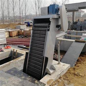污水处理格栅渠回转式机械格栅除污机