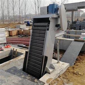 HT回转式机械格栅机污水处理格栅池