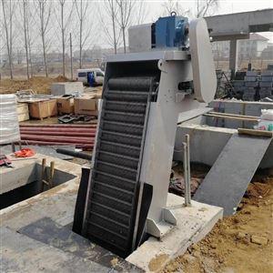 HT机械格栅除污机污水处理格栅池前处理