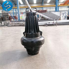 AS10-2CB污水提升泵安装方法