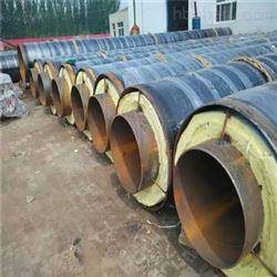 浙江海宁钢套钢蒸汽地埋式保温管施工方案