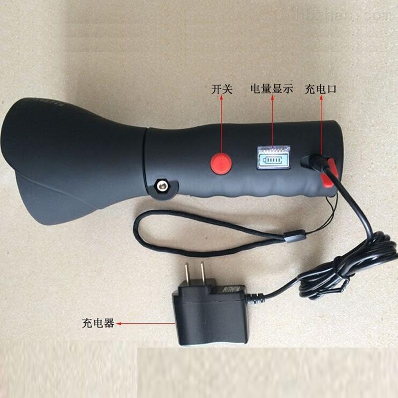 防爆强光手电筒YJ1017磁力检修工作灯ex