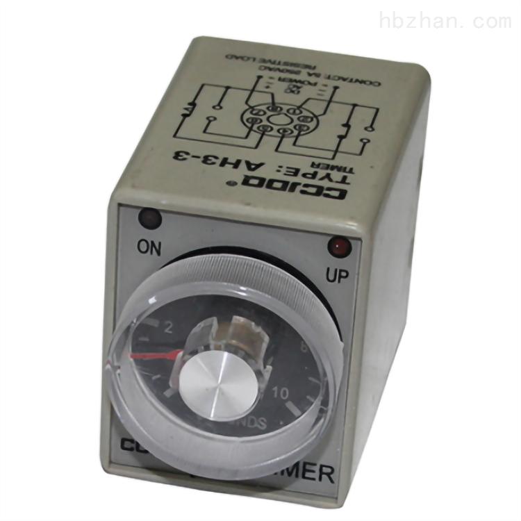 AH3-2G晶体管时间继电器