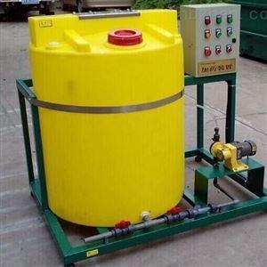 污水处理加药装置絮凝剂净水剂加药