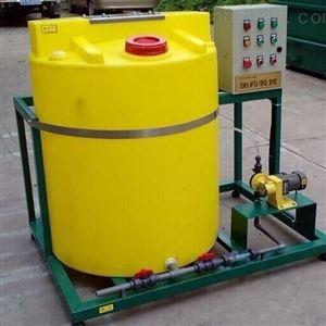 福州污水处理絮凝剂加药装置PAC/PAM