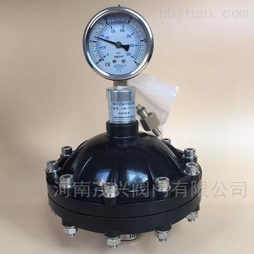 膜片式脉动阻尼器
