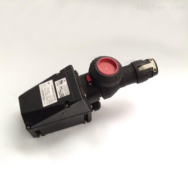 ZXF8575-32A三相380V工业防爆防腐插接装置